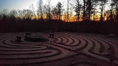 Labyrinth Dusk
